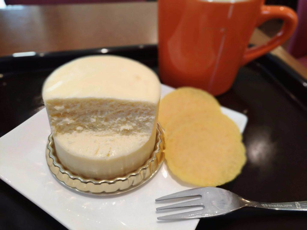 ふなわかふぇ お芋のレアチーズケーキ (5)