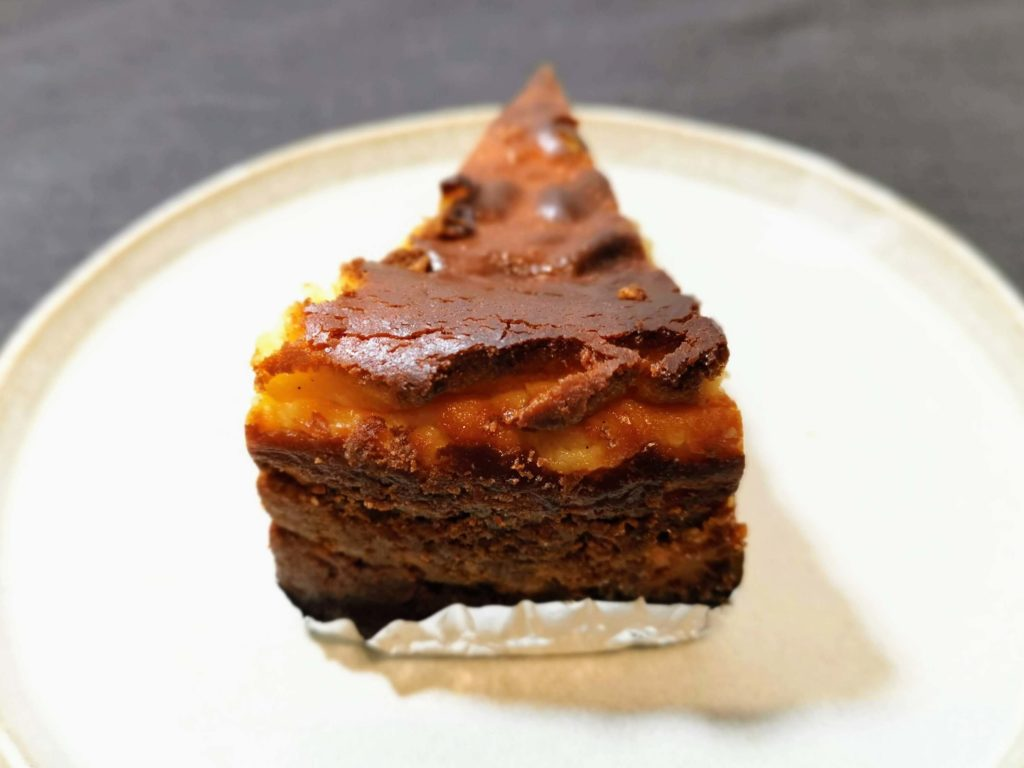 AWORKS カフェ学芸大学店 (19)バスクチーズケーキ
