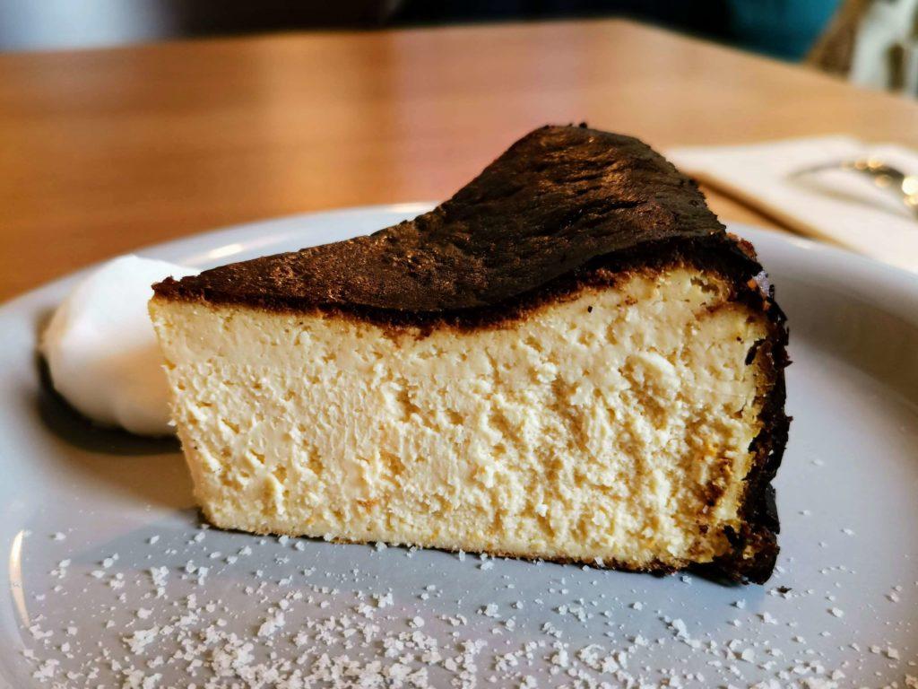 ナッティーズ カフ (Nutty's Caff)茗荷谷 バスクチーズケーキ (12)