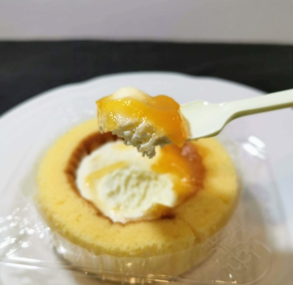 Uchi Café×PABLO チーズロールケーキ (11)