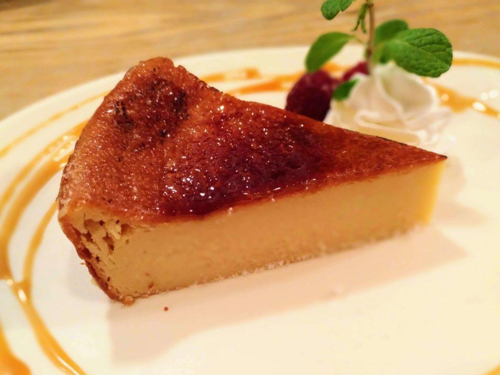 ぽたかふぇ 焦がし砂糖のチーズケーキ (11)