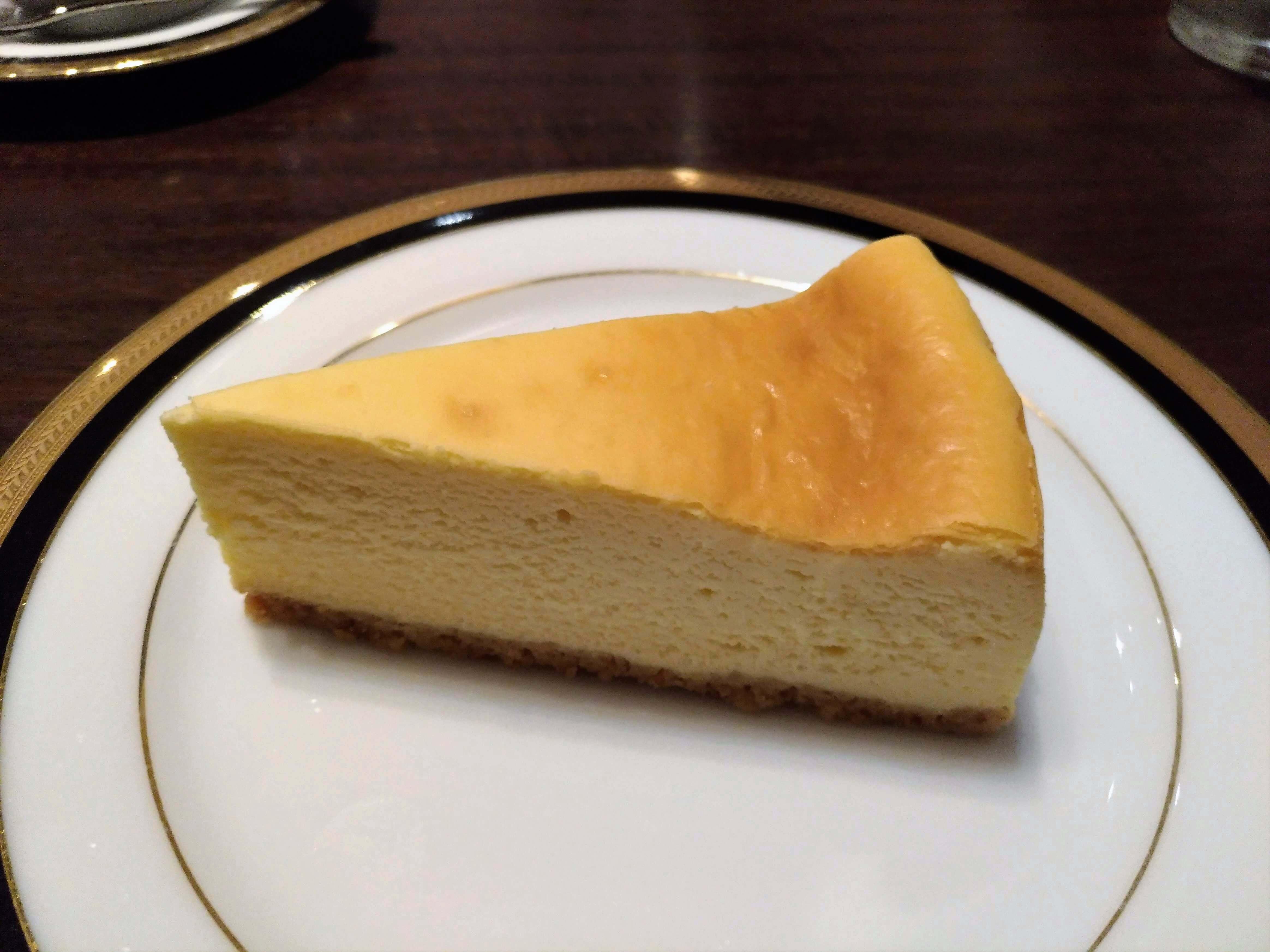 マルゼンカフェ チーズケーキ (9)