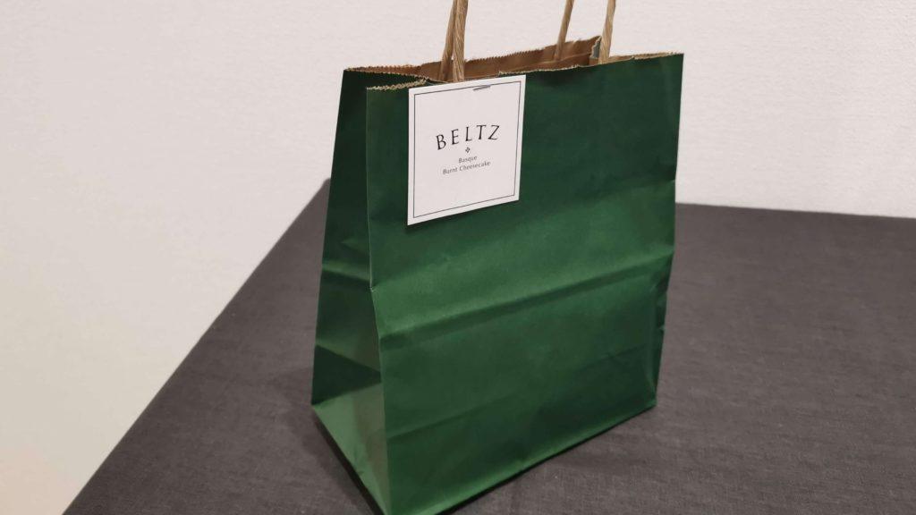 恵比寿 BELTZ(ベルツ) 紙袋