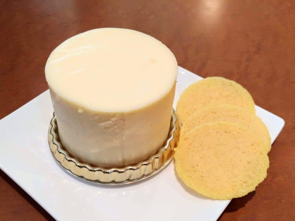 ふなわかふぇ お芋のレアチーズケーキ (7)