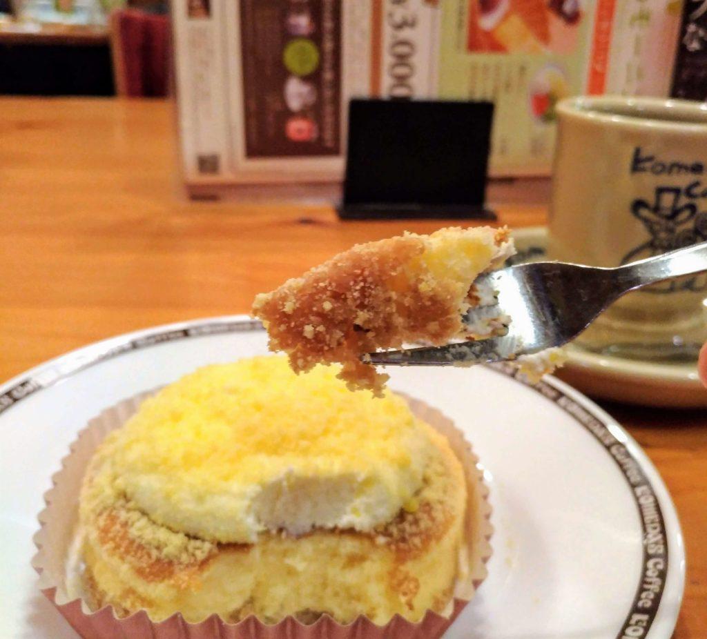 コメダ珈琲店 (9)まるっとチーズ