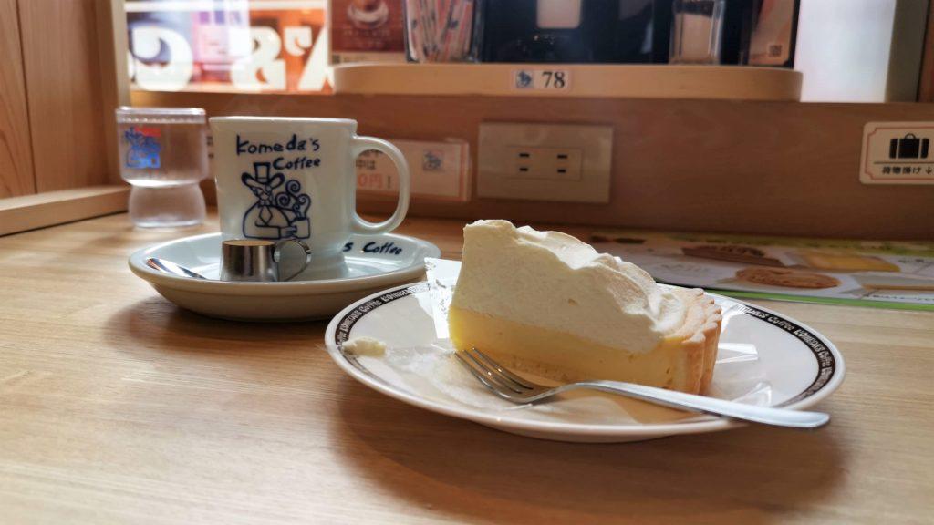 コメダ珈琲店 サマーチーズ (11)