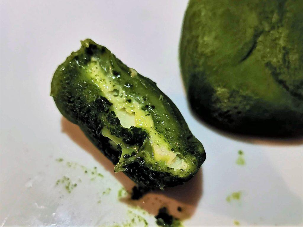 ローソン MOCHEESE(モチーズ) お抹茶ティラミス (2)