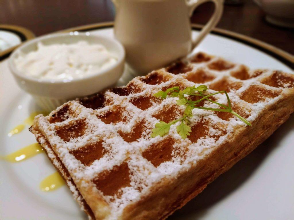 丸善カフェ M&C CAFE ワッフル (3)