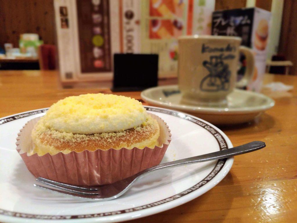 コメダ珈琲店 (5)まるっとチーズ