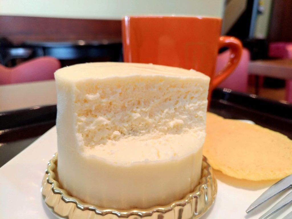ふなわかふぇ お芋のレアチーズケーキ (6)