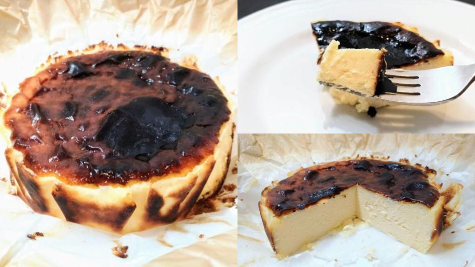 みれい菓 バスクチーズケーキ
