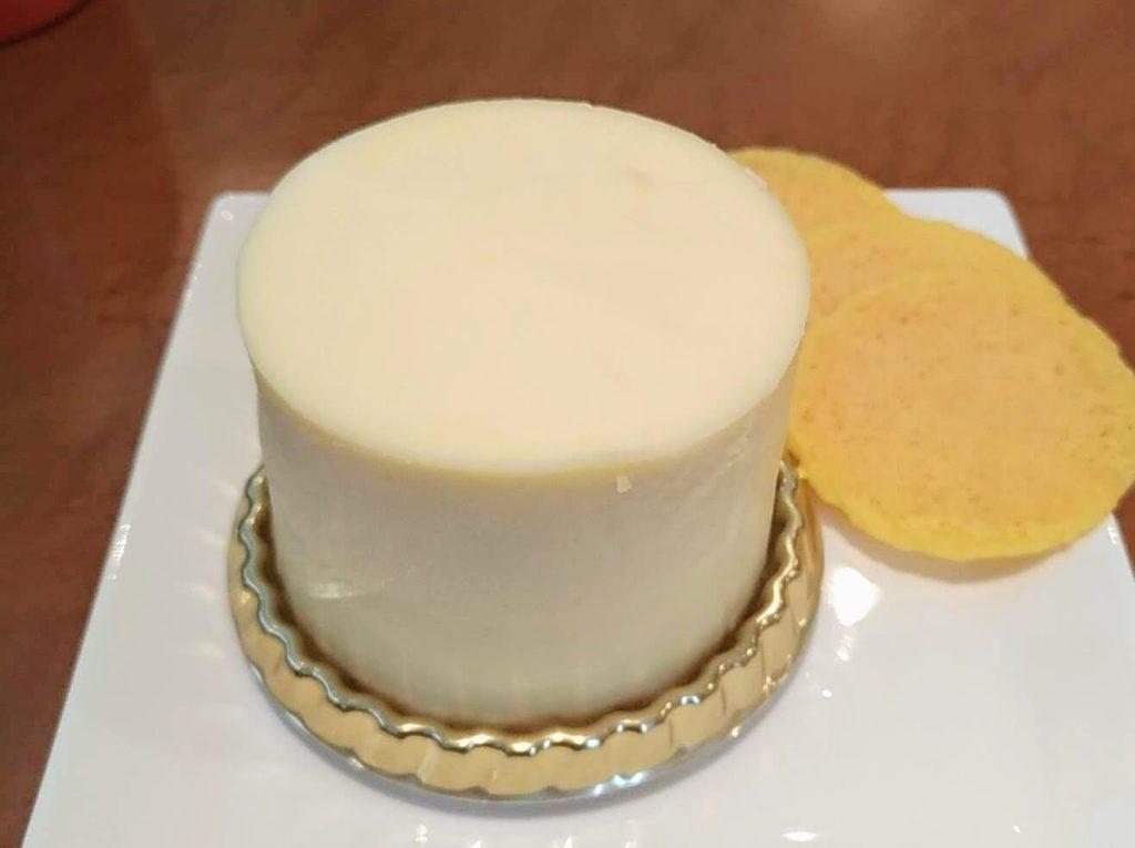 ふなわかふぇ お芋のレアチーズケーキ (12)