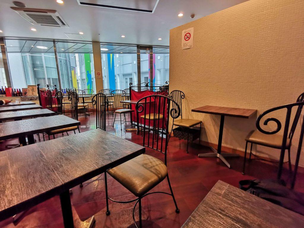 新宿 サーティーンカフェ (13)店内