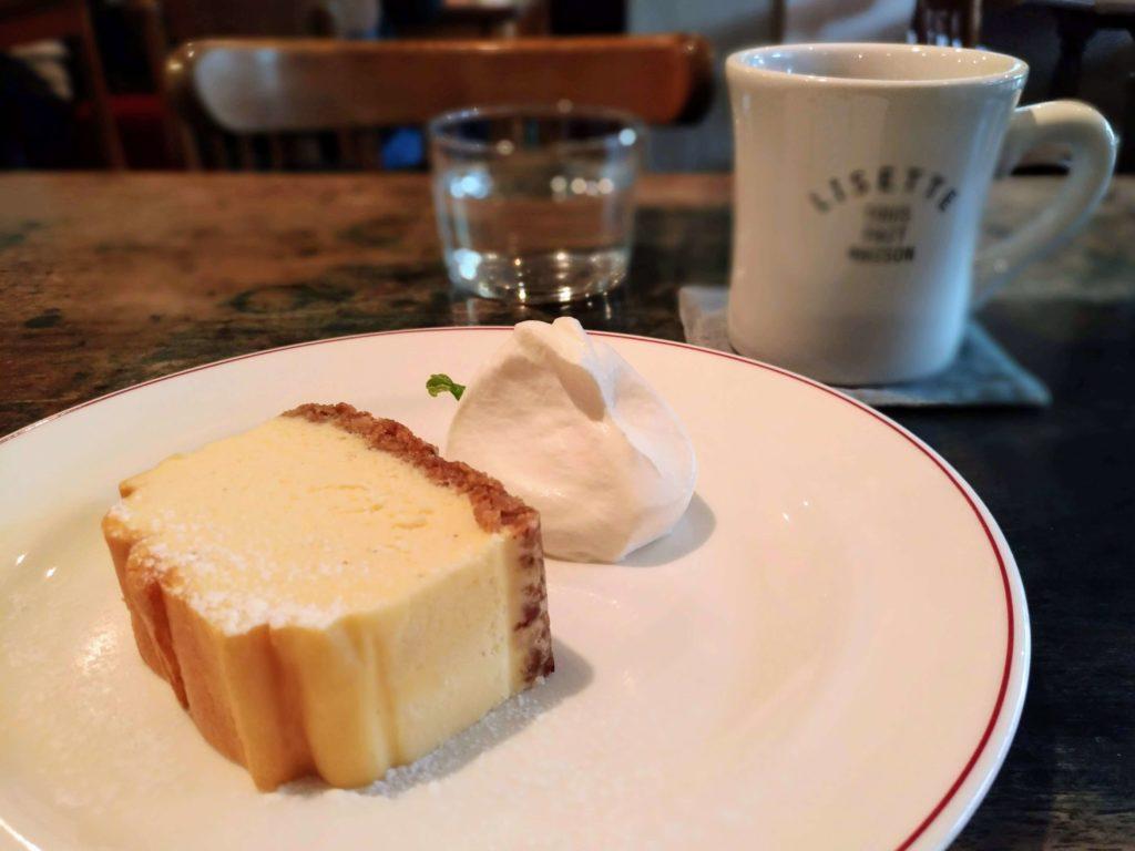 LISETTE(リゼッタ)自由が丘 (11)ミューズリチーズケーキ