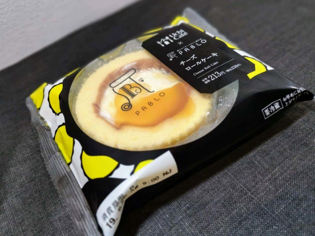 Uchi Café×PABLO チーズロールケーキ (4)