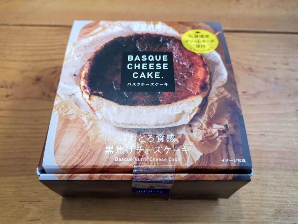 みれい菓 バスクチーズケーキ (3)