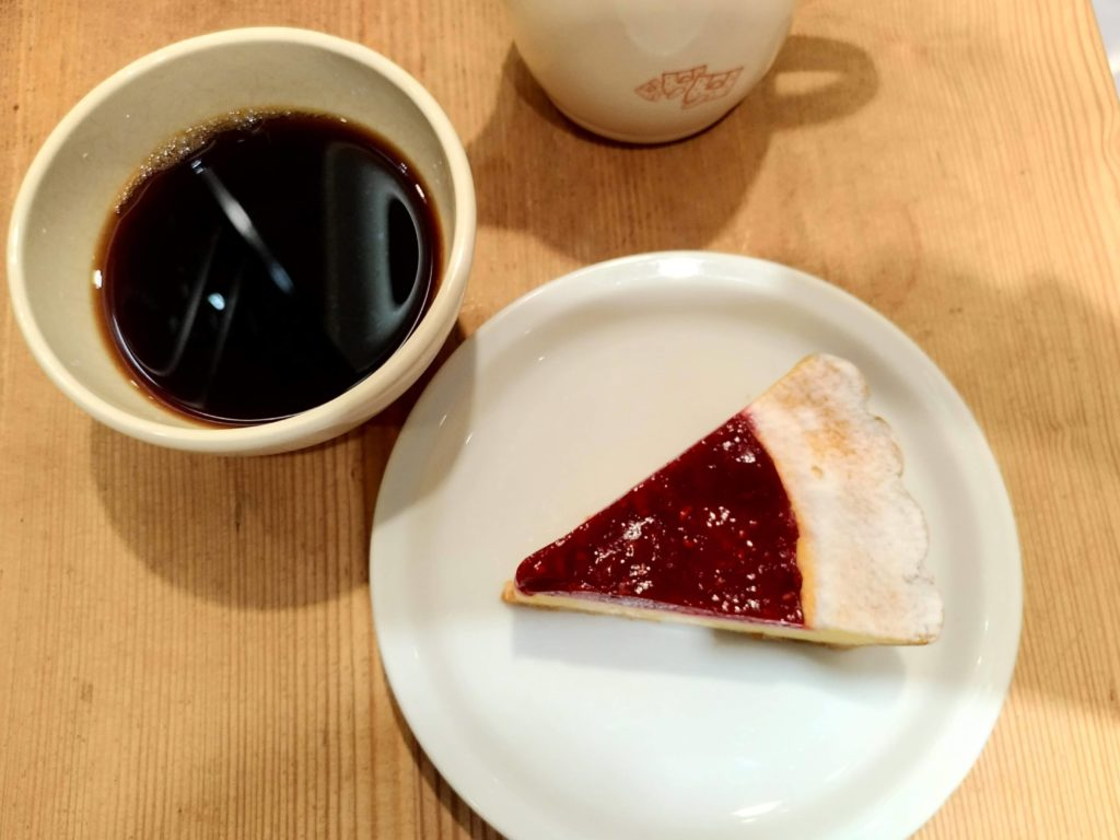 【ル・パン・コティディアン】ニューヨークチーズケーキ