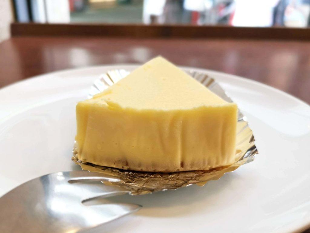 上島珈琲店 湯蒸チーズケーキ (2)