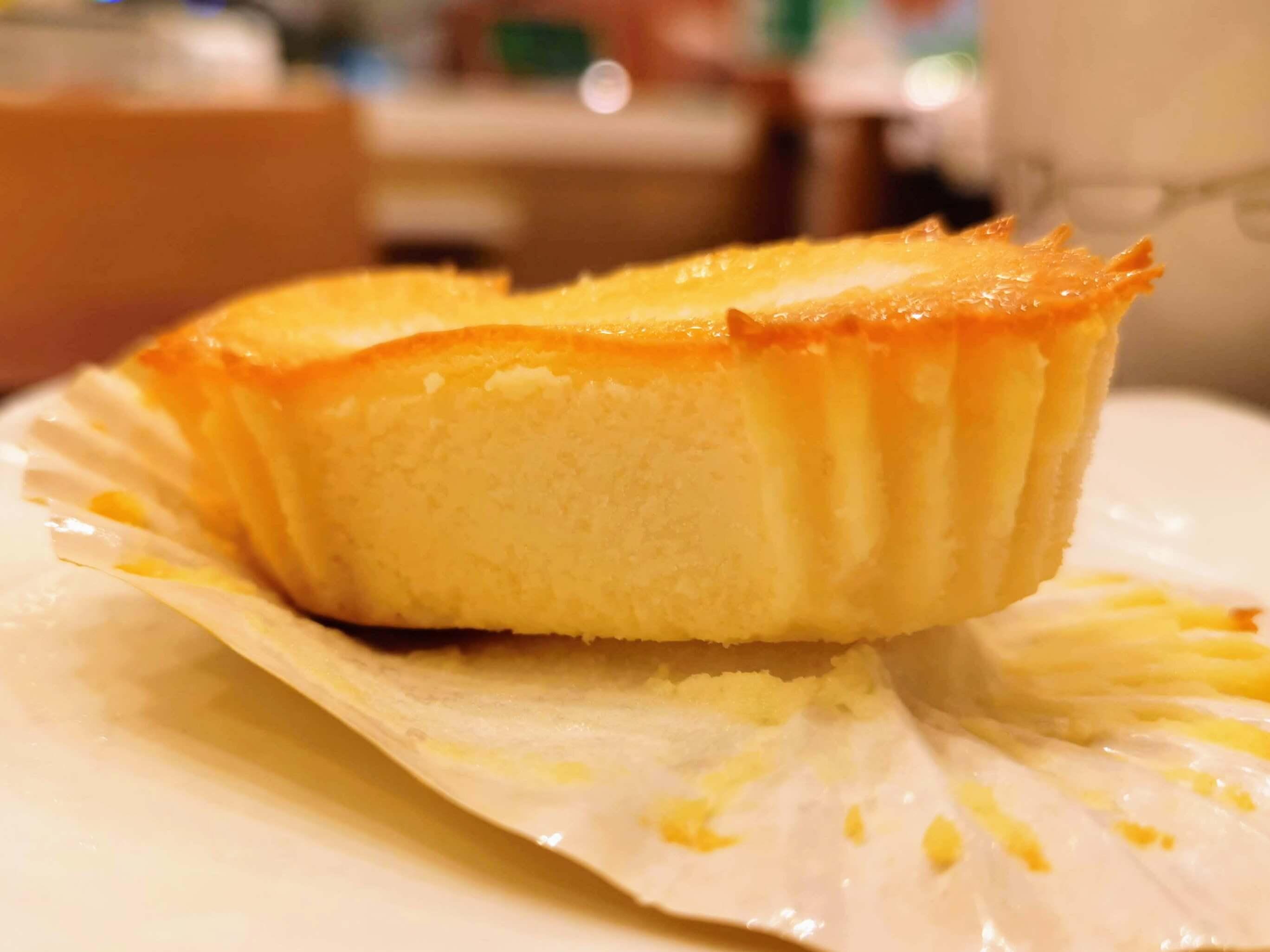 モスバーガー ひんやりドルチェ ベイクドチーズ (4)