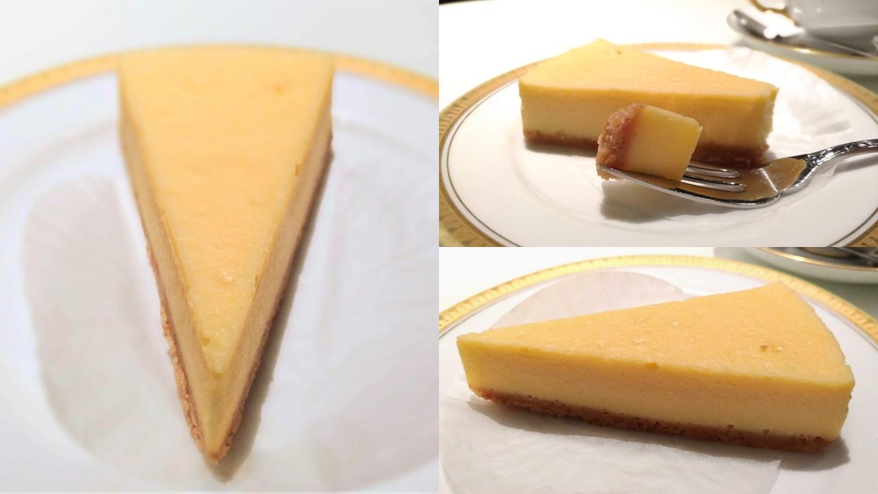 丸福珈琲店 NYチーズケーキ
