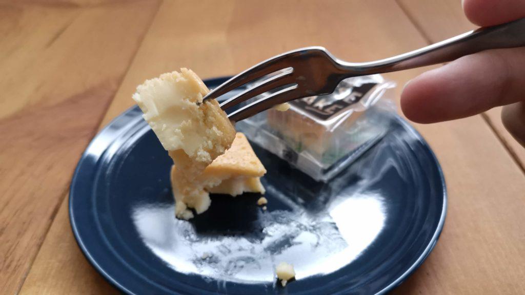 資生堂パーラー チーズケーキ (5)