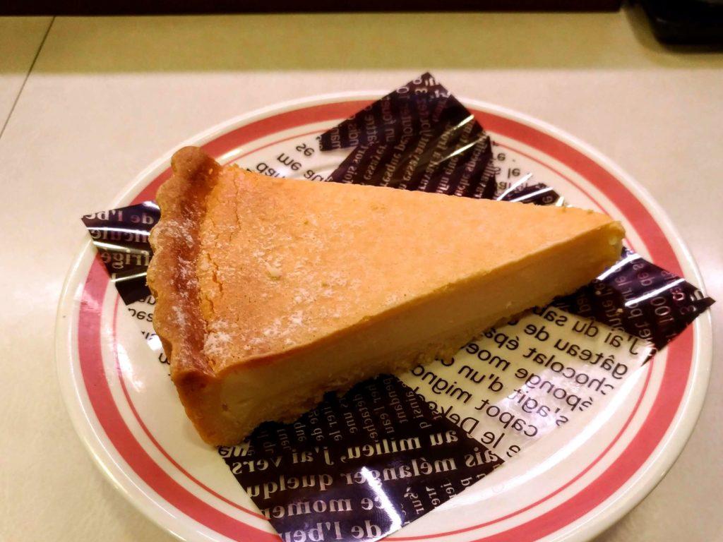 はま寿司 (11)濃厚チーズケーキ