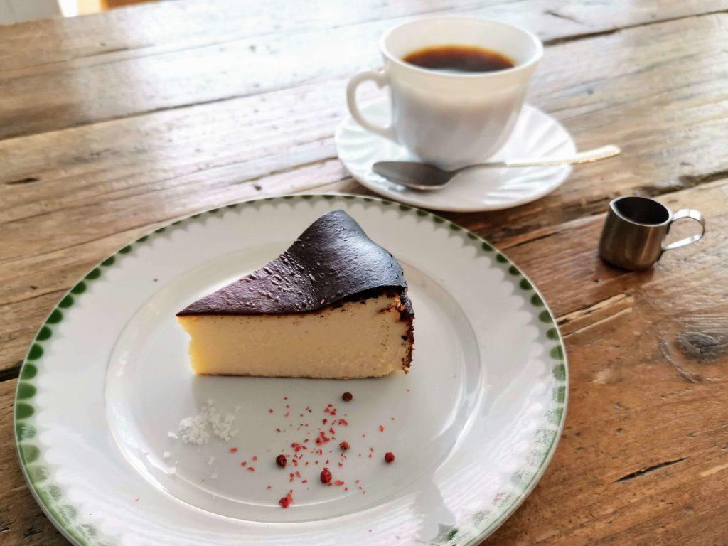 リロンデル(中目黒) (27)バスクチーズケーキ
