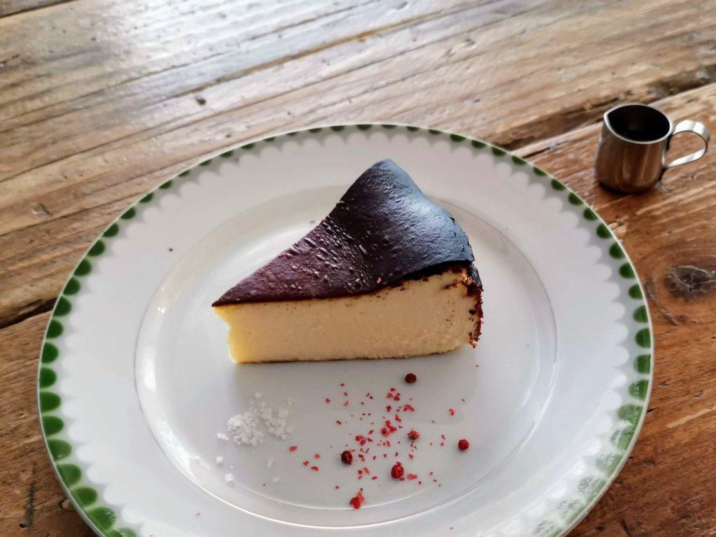 リロンデル(中目黒) (26)バスクチーズケーキ
