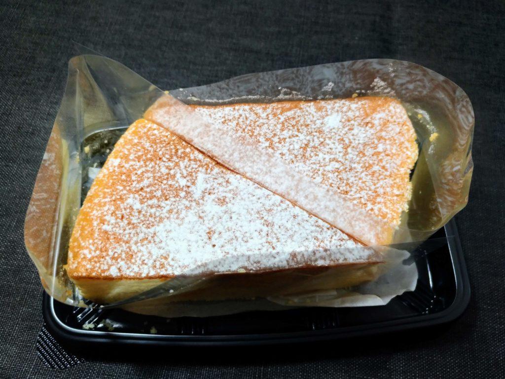 成城石井 スフレチーズケーキ (5)