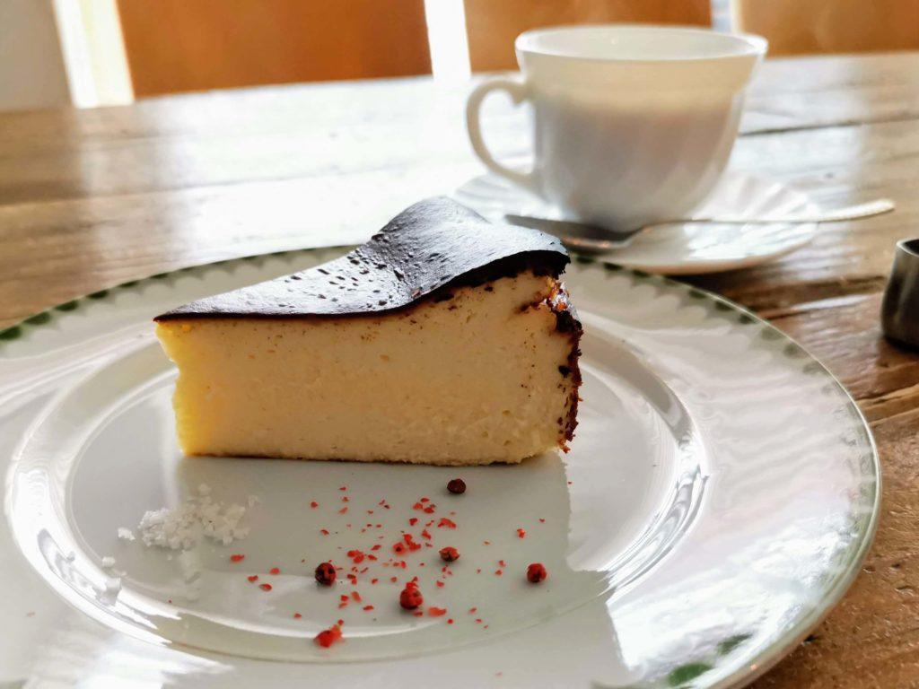 リロンデル(中目黒) (28)バスクチーズケーキ