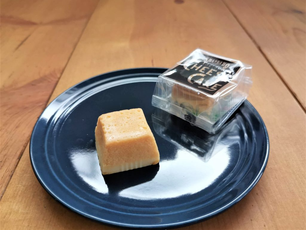 資生堂パーラー チーズケーキ (7)