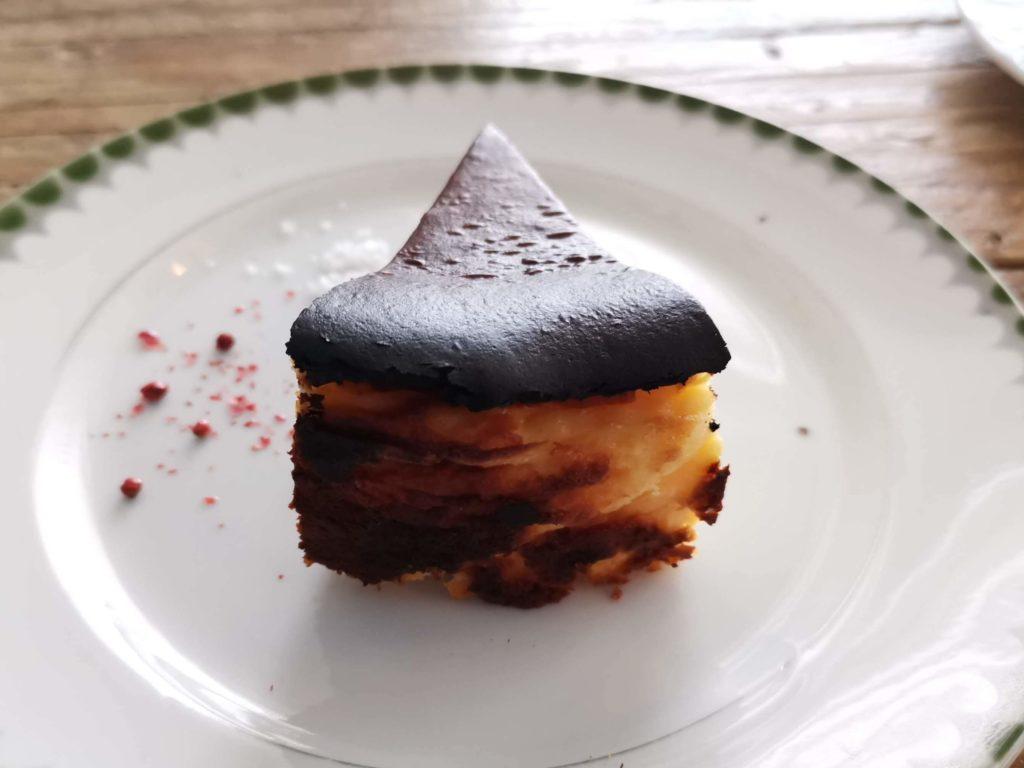 リロンデル(中目黒) (31)バスクチーズケーキ