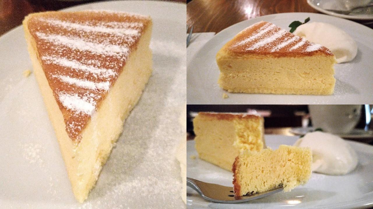 三十間珈琲 チーズケーキ