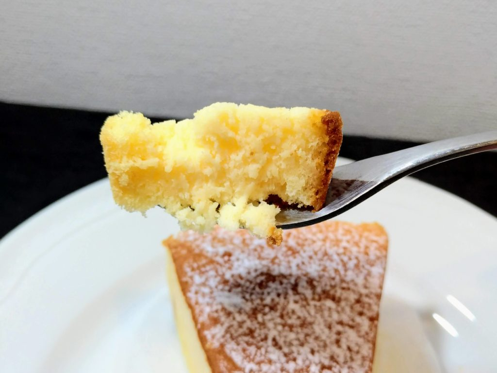 成城石井 スフレチーズケーキ (9)