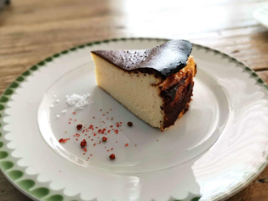 リロンデル(中目黒) (35)バスクチーズケーキ