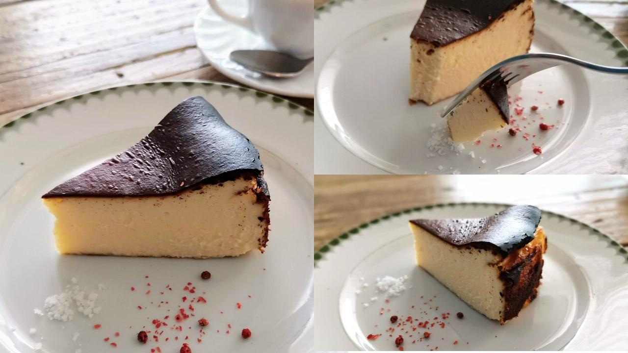 リロンデル 中目黒 バスクチーズケーキ