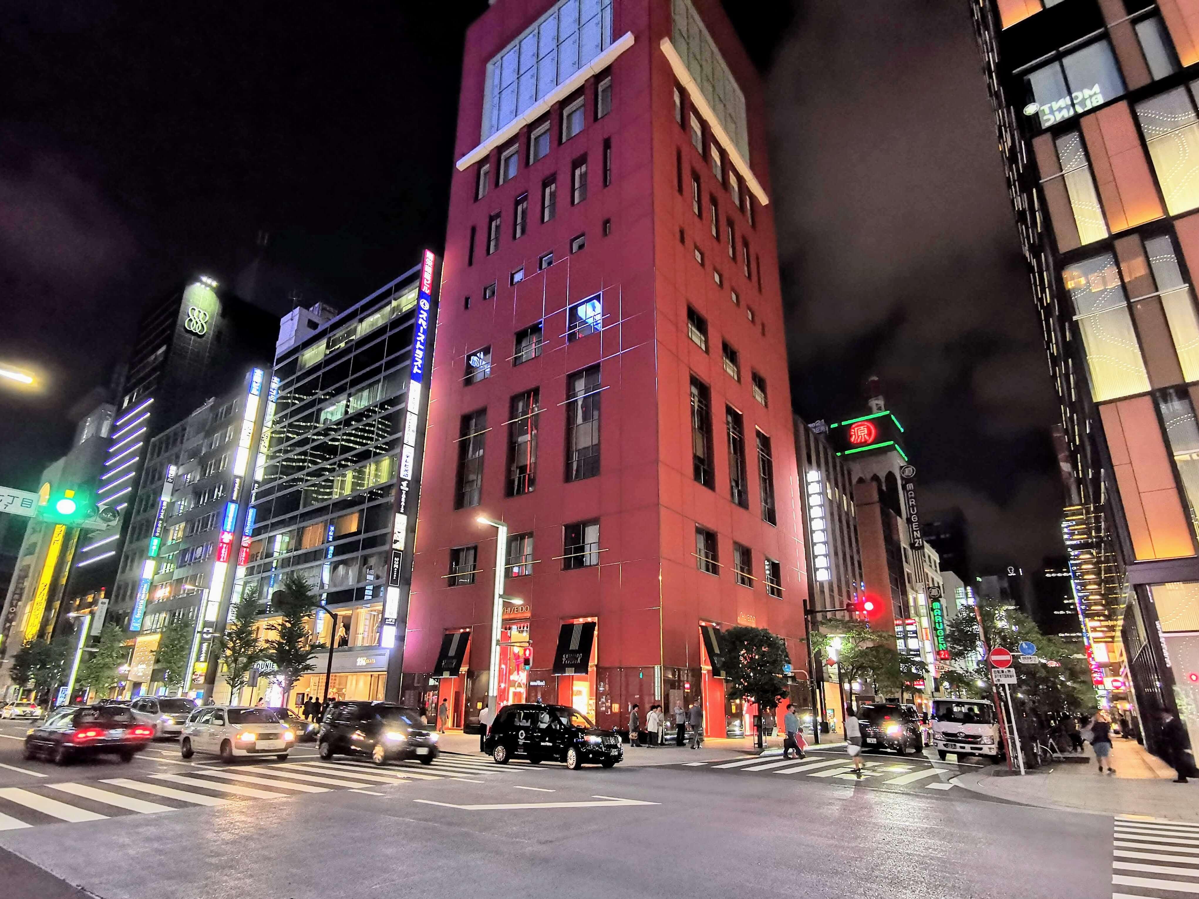資生堂パーラー 店舗外観画像