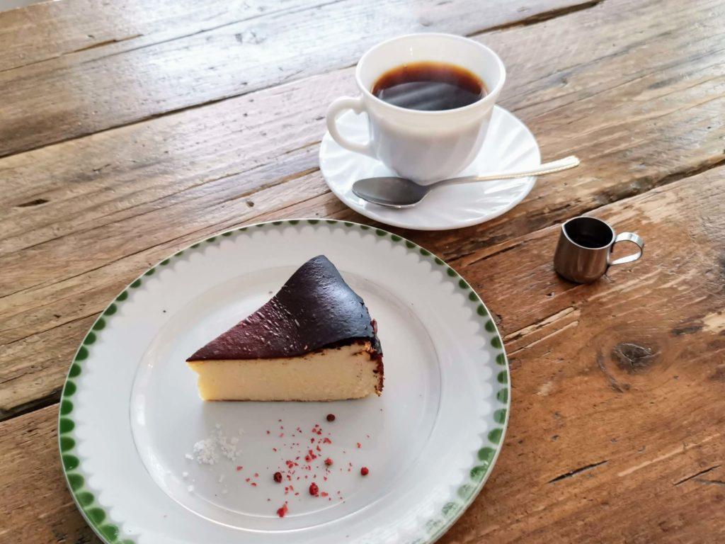 リロンデル(中目黒) (29)バスクチーズケーキ