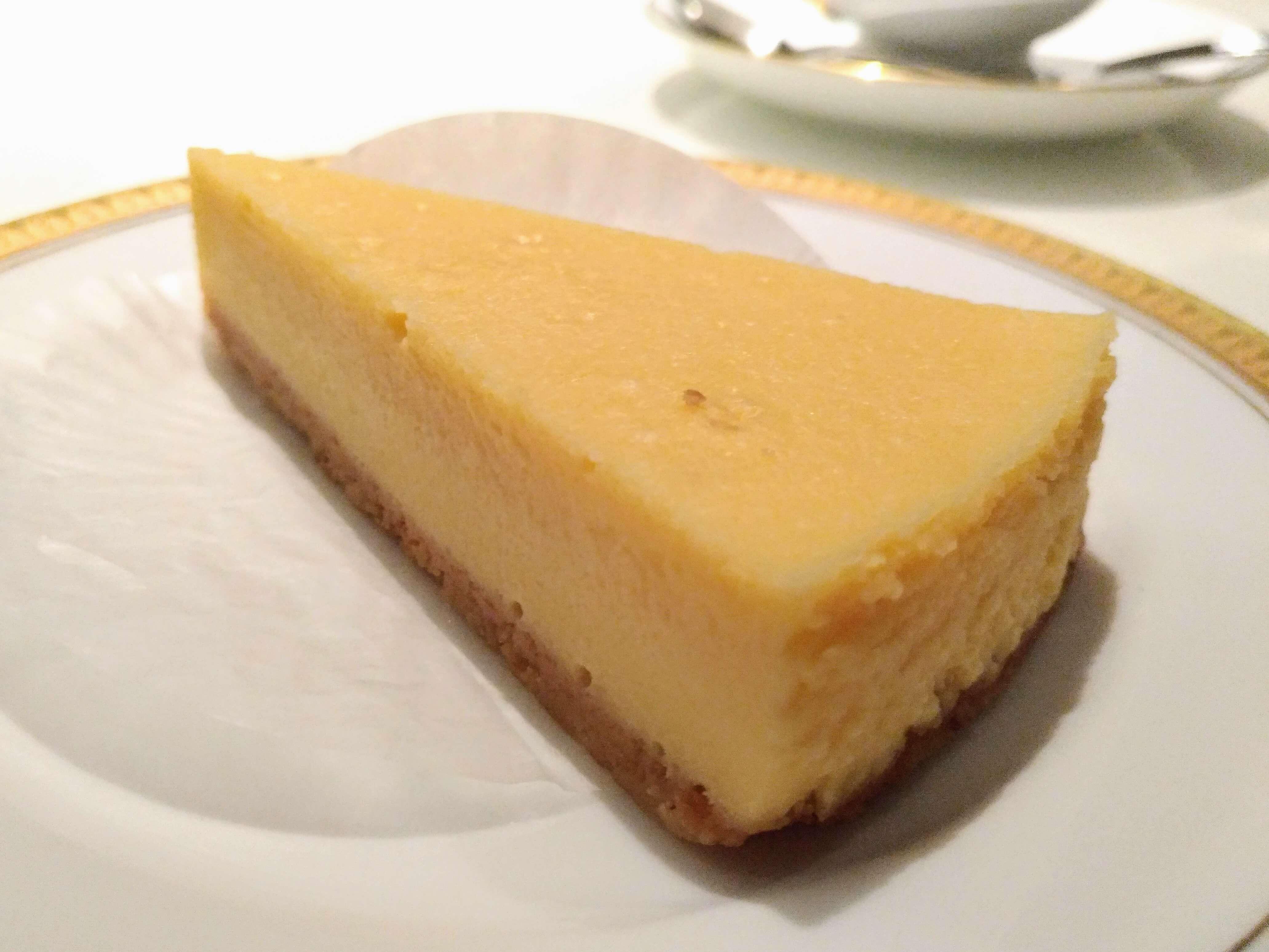 丸福珈琲店 NYチーズケーキ (3)
