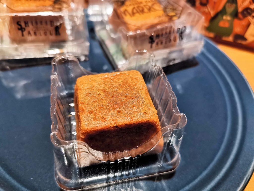 資生堂パーラー 秋のチーズケーキ(マロン) (6)