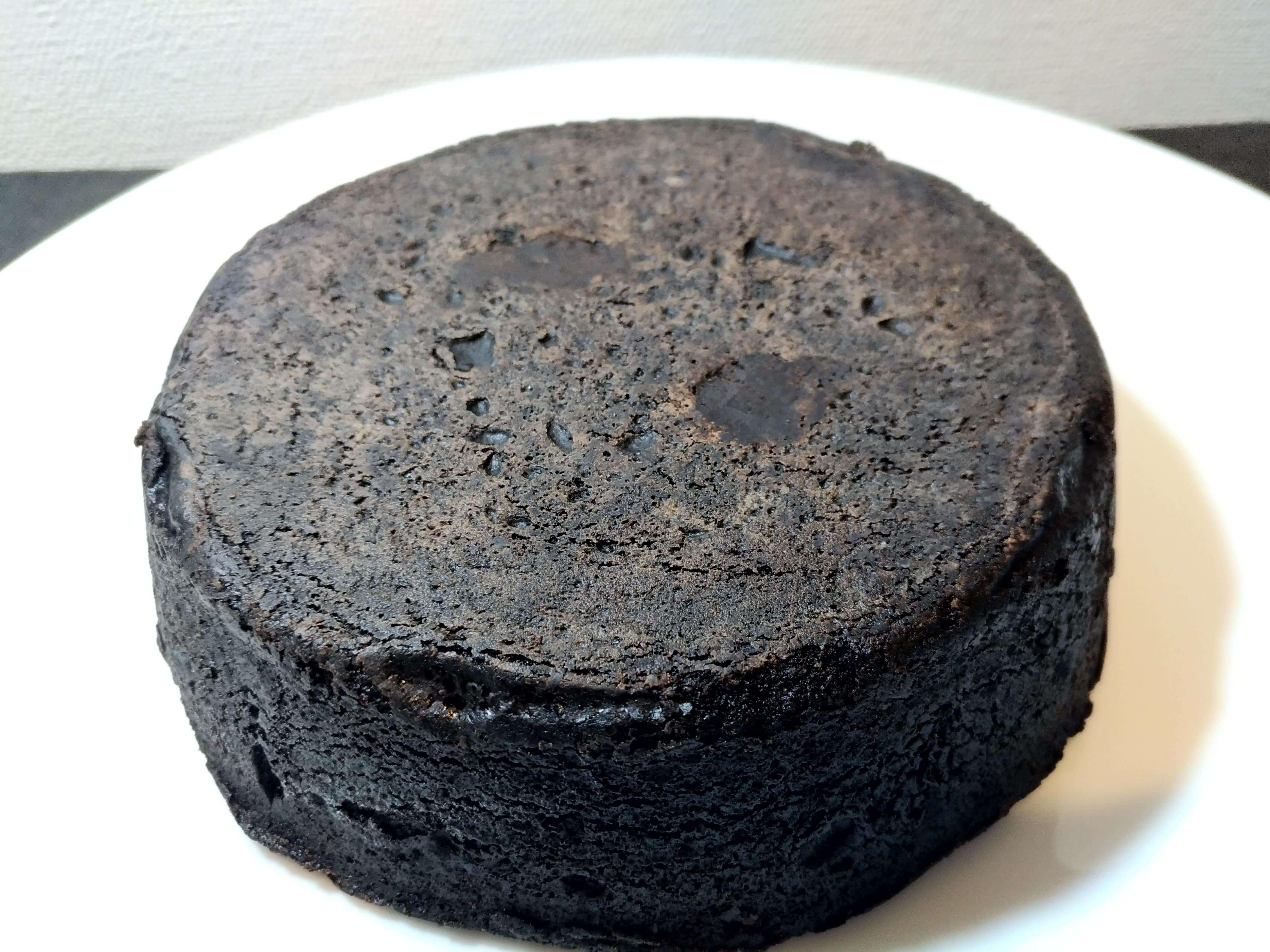 まっ黒ケーキケーキ (6)