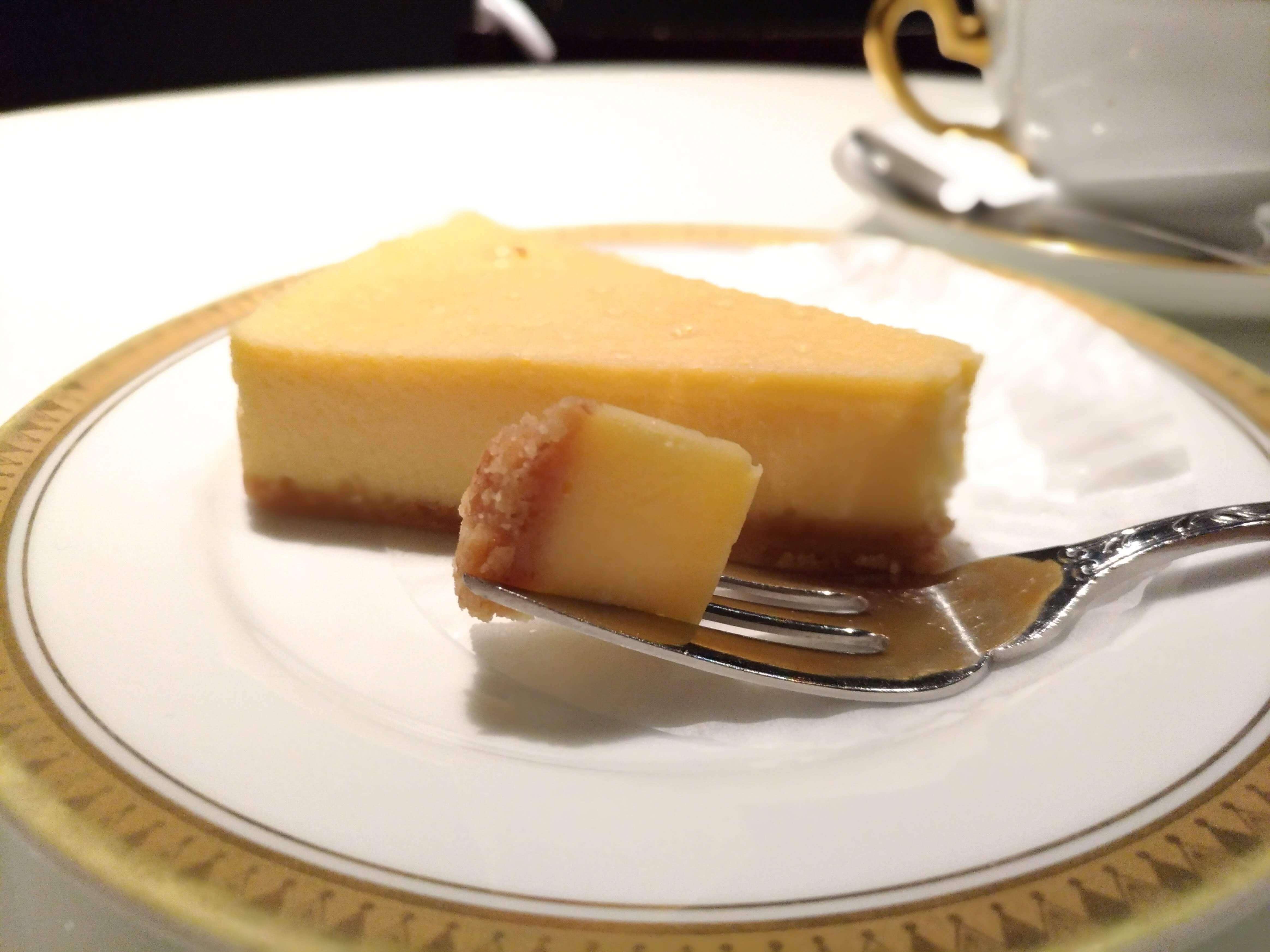 丸福珈琲店 NYチーズケーキ (1)