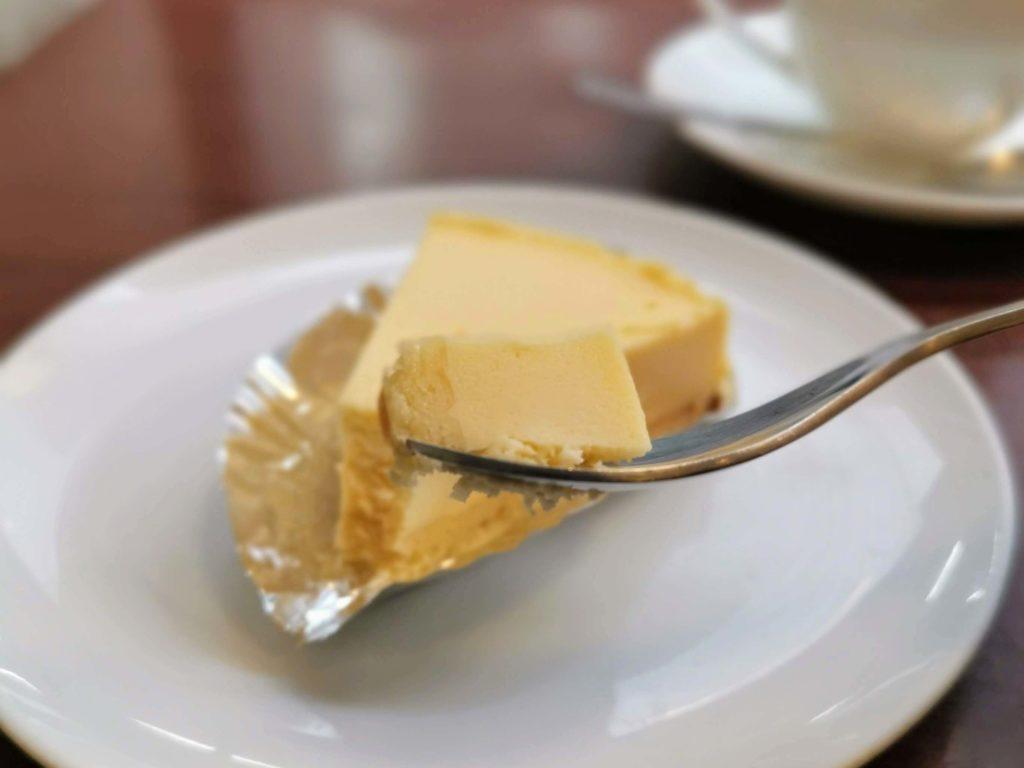 上島珈琲店 湯蒸チーズケーキ (6)