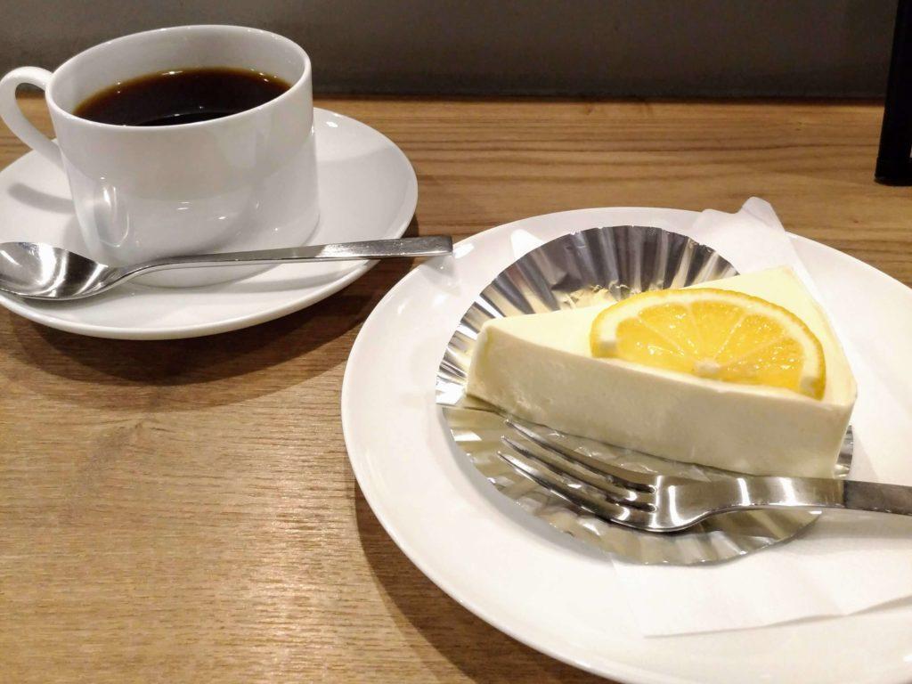 シンプルシングスコーヒー 都立家政 レアチーズケーキ (8)