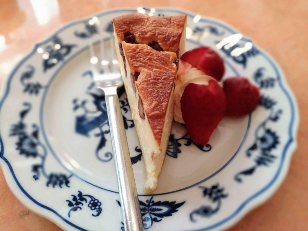 乃木坂 紙ひこうき あずきのチーズケーキ (4)
