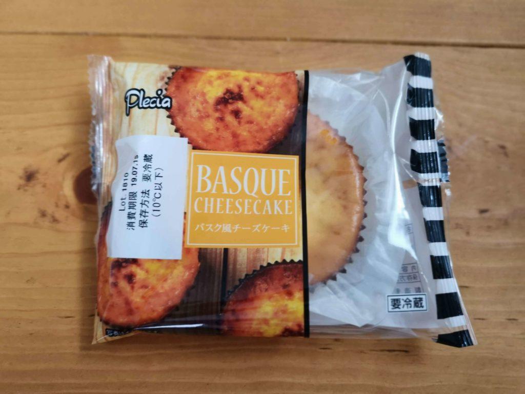 プレシア バスク風チーズケーキ (2)