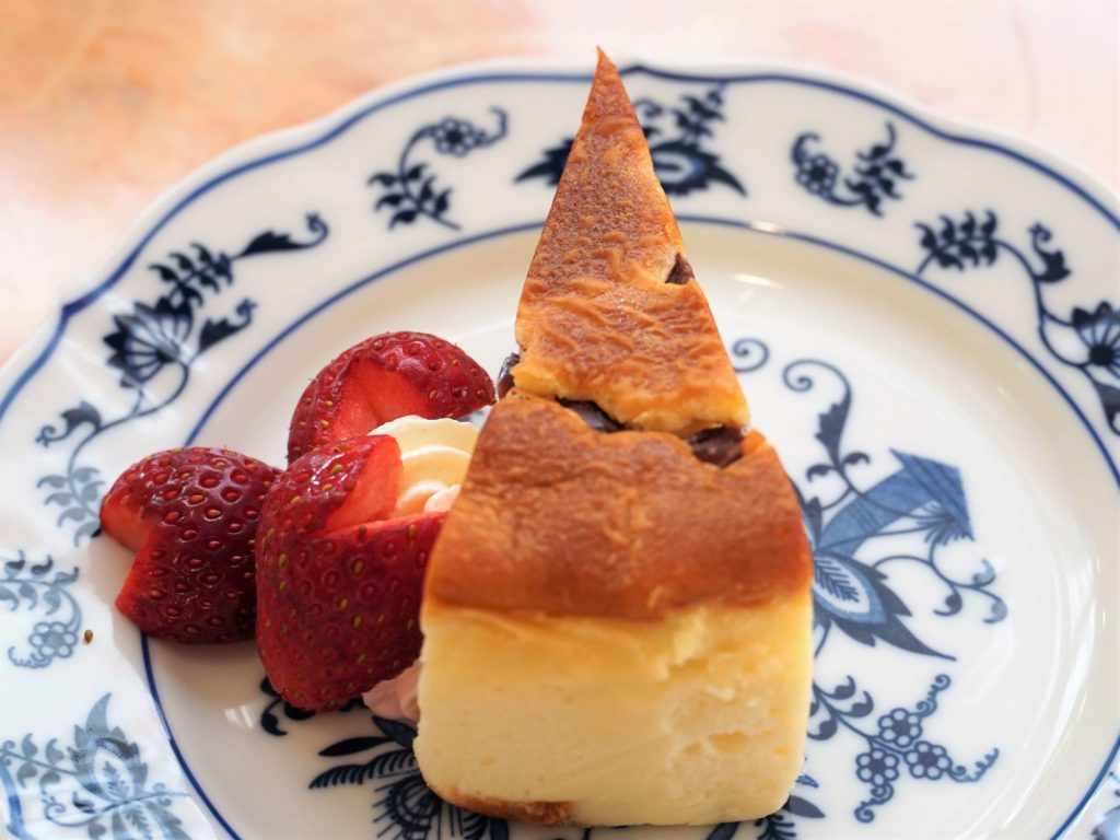 乃木坂 紙ひこうき あずきのチーズケーキ (7)
