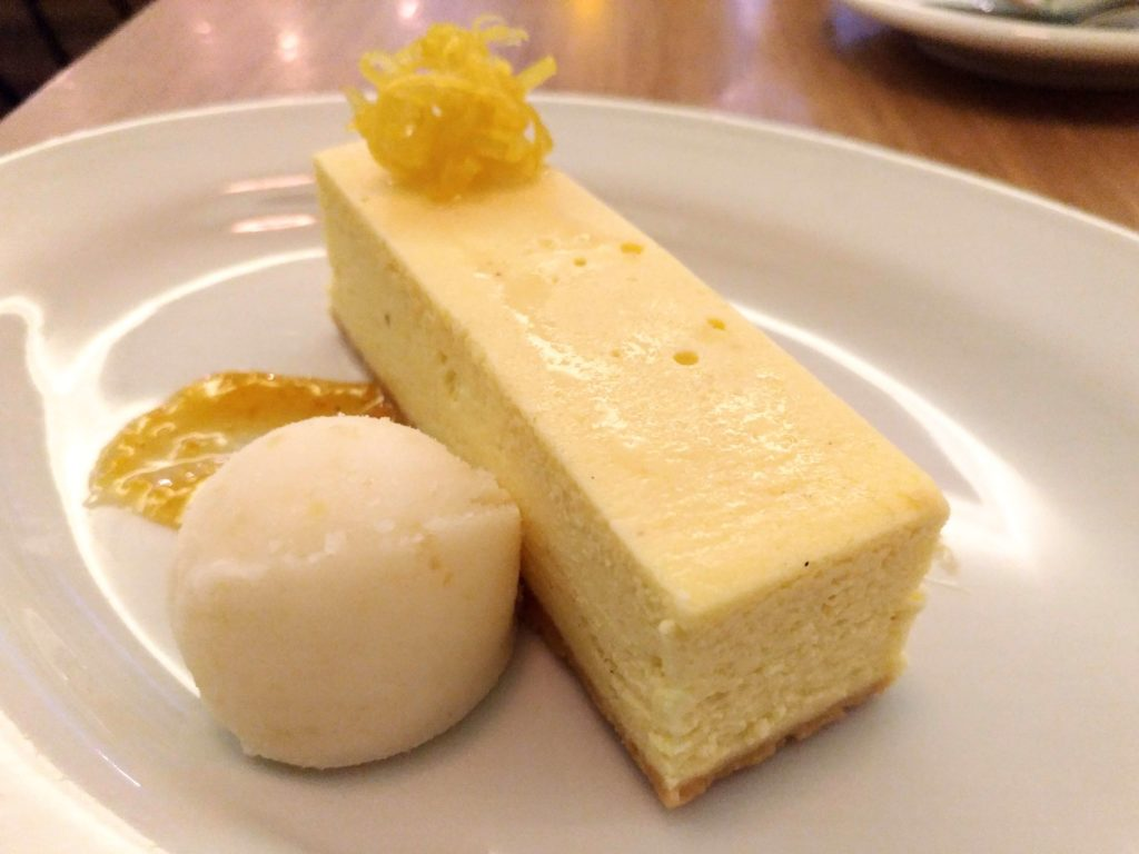 サラベス (2)NYチーズケーキ