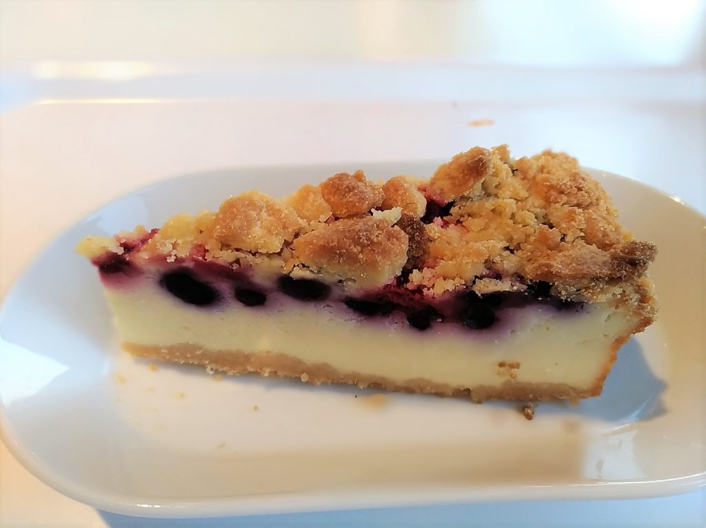 イケアレストラン (5)ベリーベリーチーズケーキ