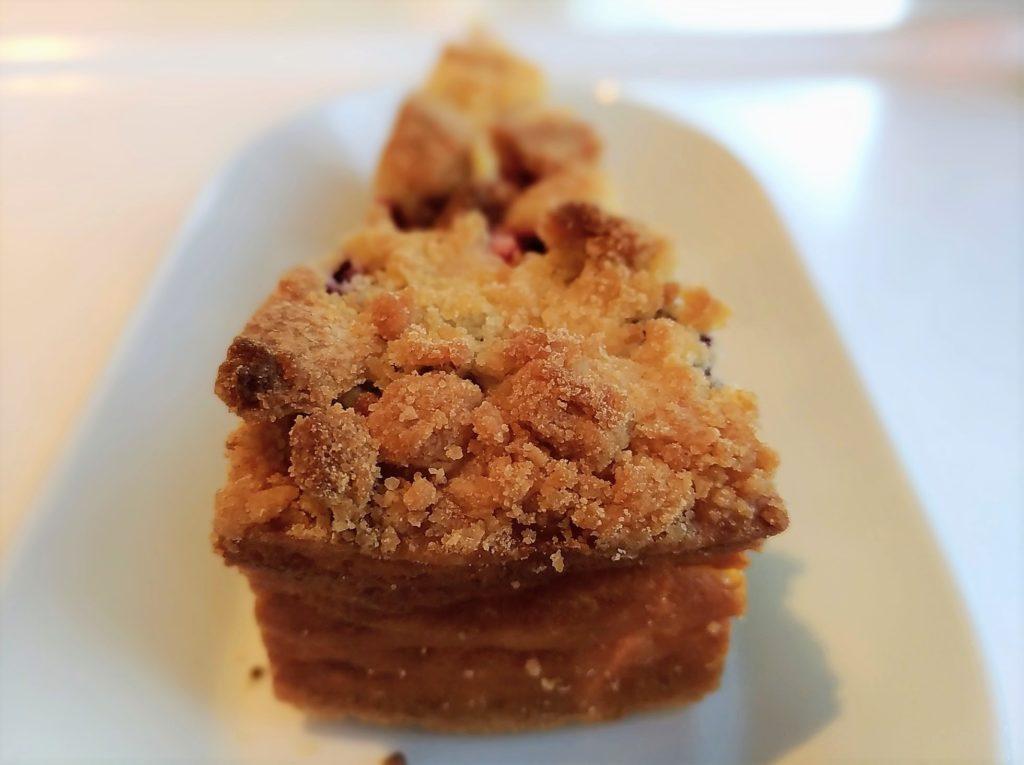 イケアレストラン (7)ベリーベリーチーズケーキ